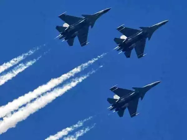 HAL pitches For Order To Manufacture 4 More Squadrons of the Su-30MKI Jets