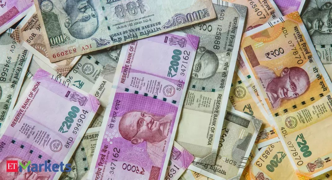 Rupee opens 22 paise up at 75.88 against dollar