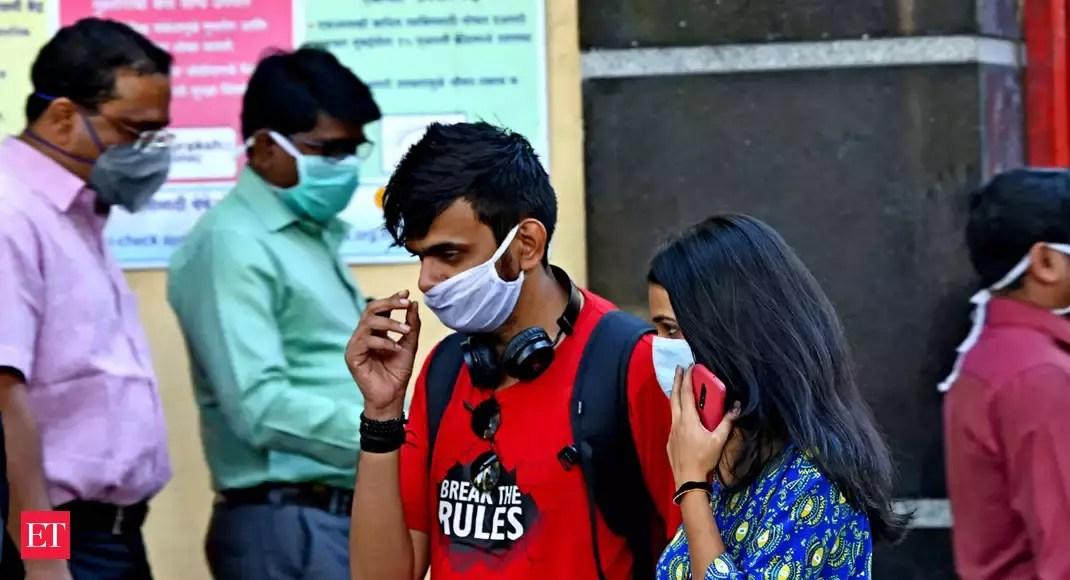 Govt data reveals lockdown may have flattened the coronavirus spread curve