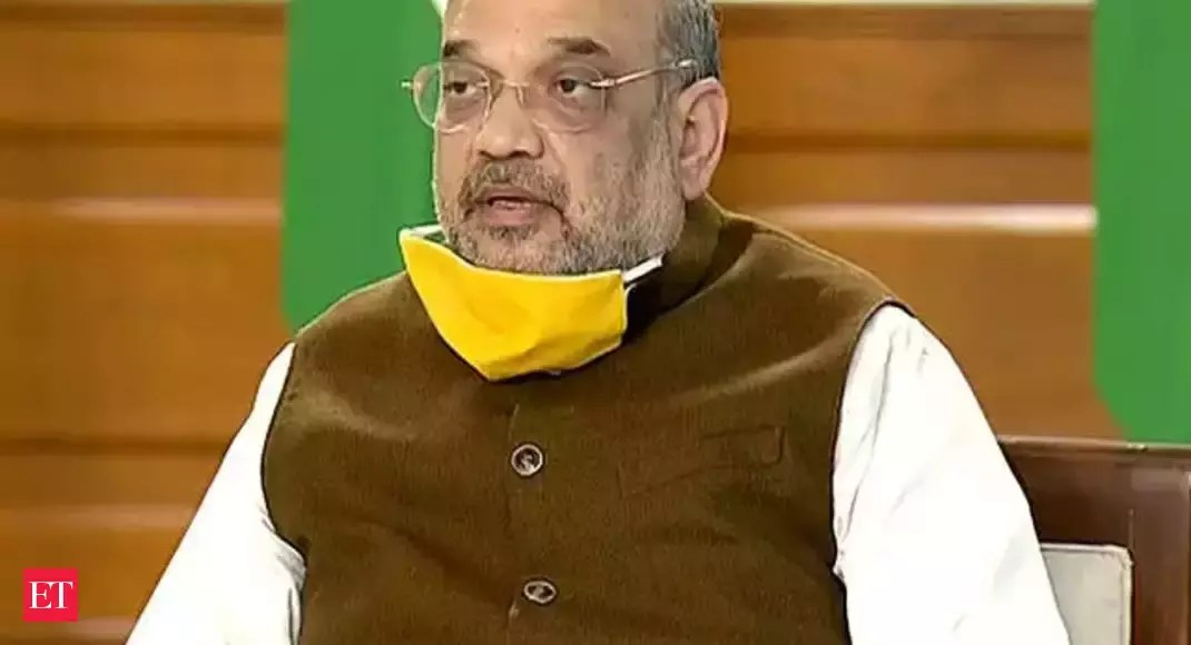 Amit Shah holds all-party meet on COVID-19 situation in Delhi