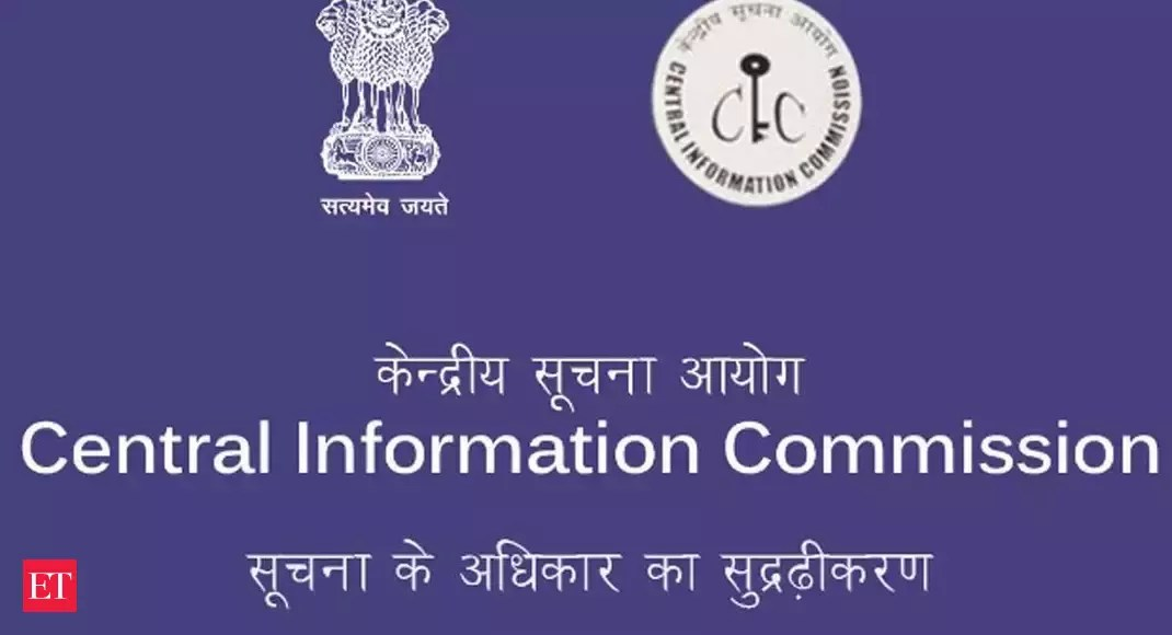 List covid work done by all ministries: Central Information Commission to Health Ministry