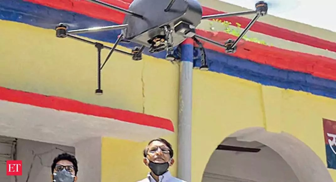 IRDAI operating team suggests board framework for insuring drones