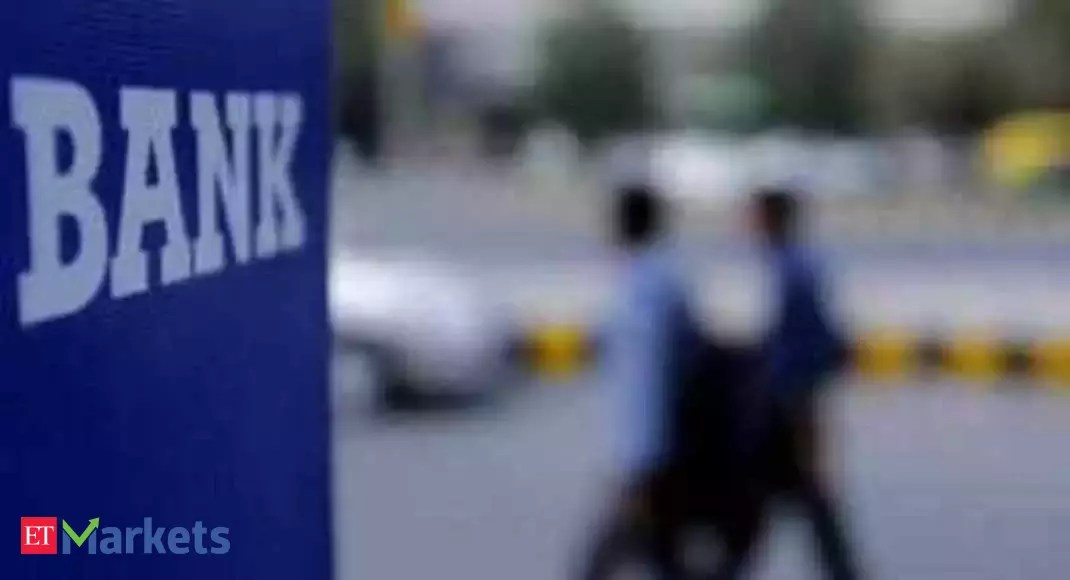Stock marketplace replace: Bank shares fall; SBI down 1%