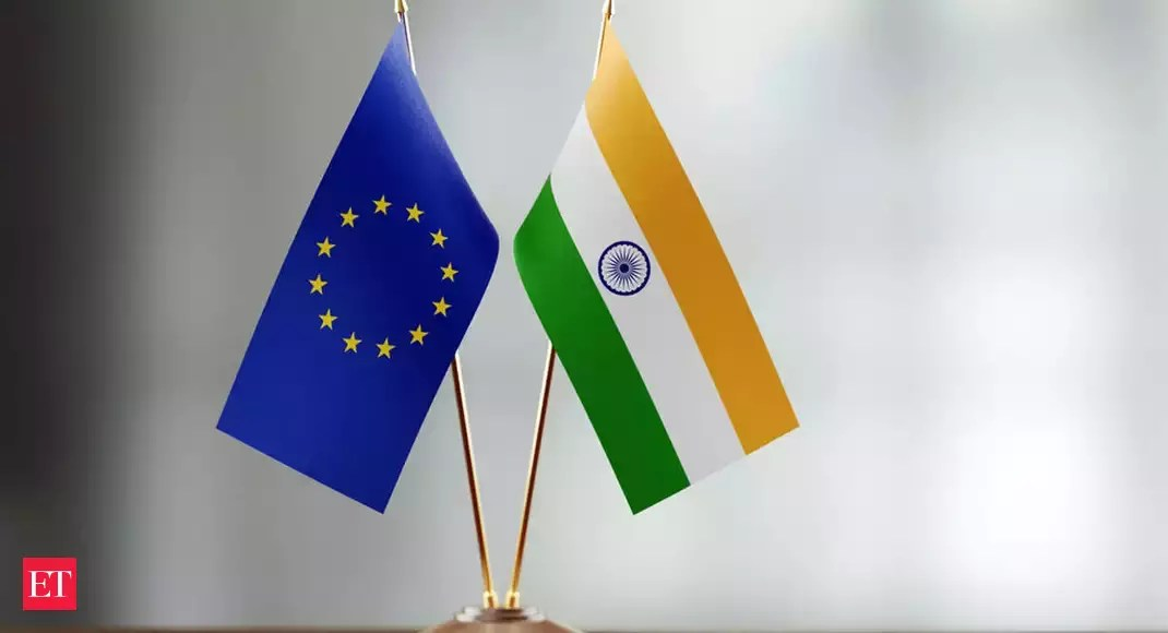 Both sides showed interest on resuming FTA negotiations: European Union after trade talks with India