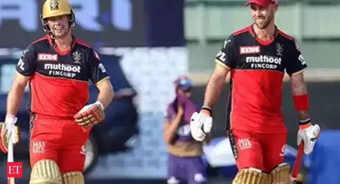 IPL 2021: Maxwell, ABD and spirited bowling hand RCB 38-run win over KKR | Latest News Live | Find the all top headlines, breaking news for free online April 23, 2021