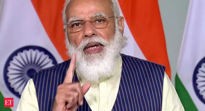 COVID challenge bigger than last year, stop it from hitting villages: PM Modi   Latest News Live   Find the all top headlines, breaking news for free online April 24, 2021