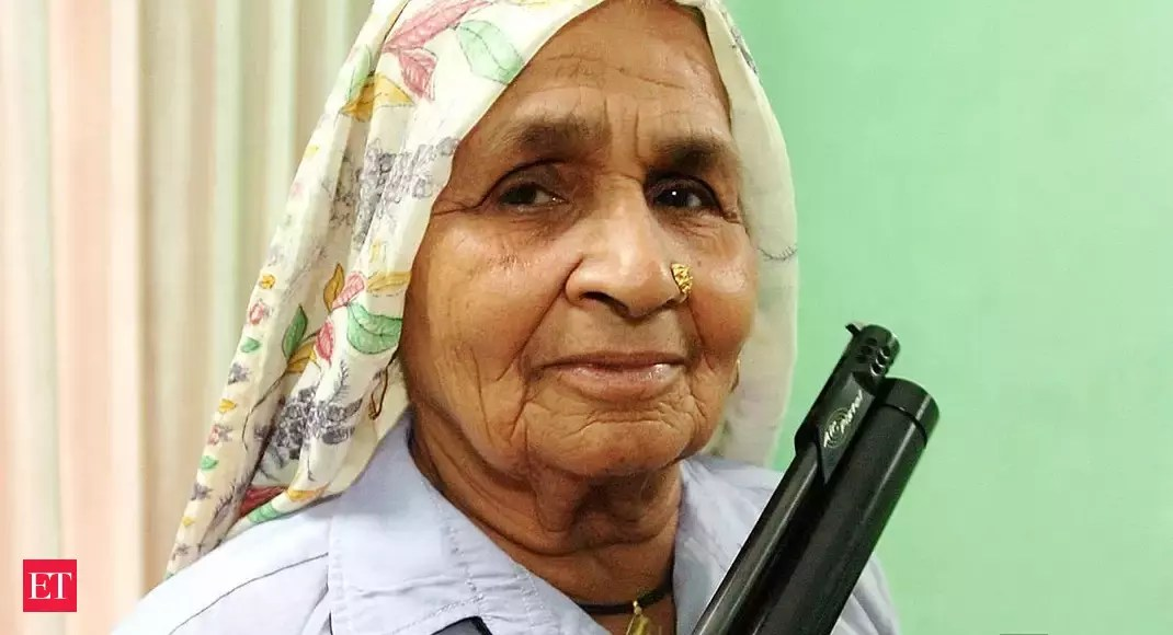 'Shooter Dadi' Chandro Tomar dies due to COVID-19