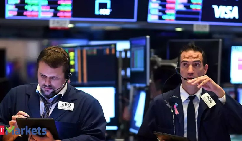 Dow Jones falls at the open with Fed meeting in focus