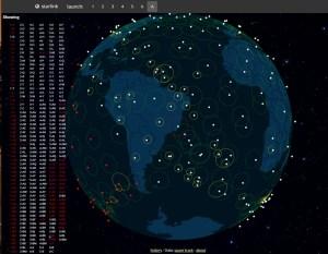 [KISTI과학향기]위성 인터넷 Starlink가 천문 관측을 방해합니까?