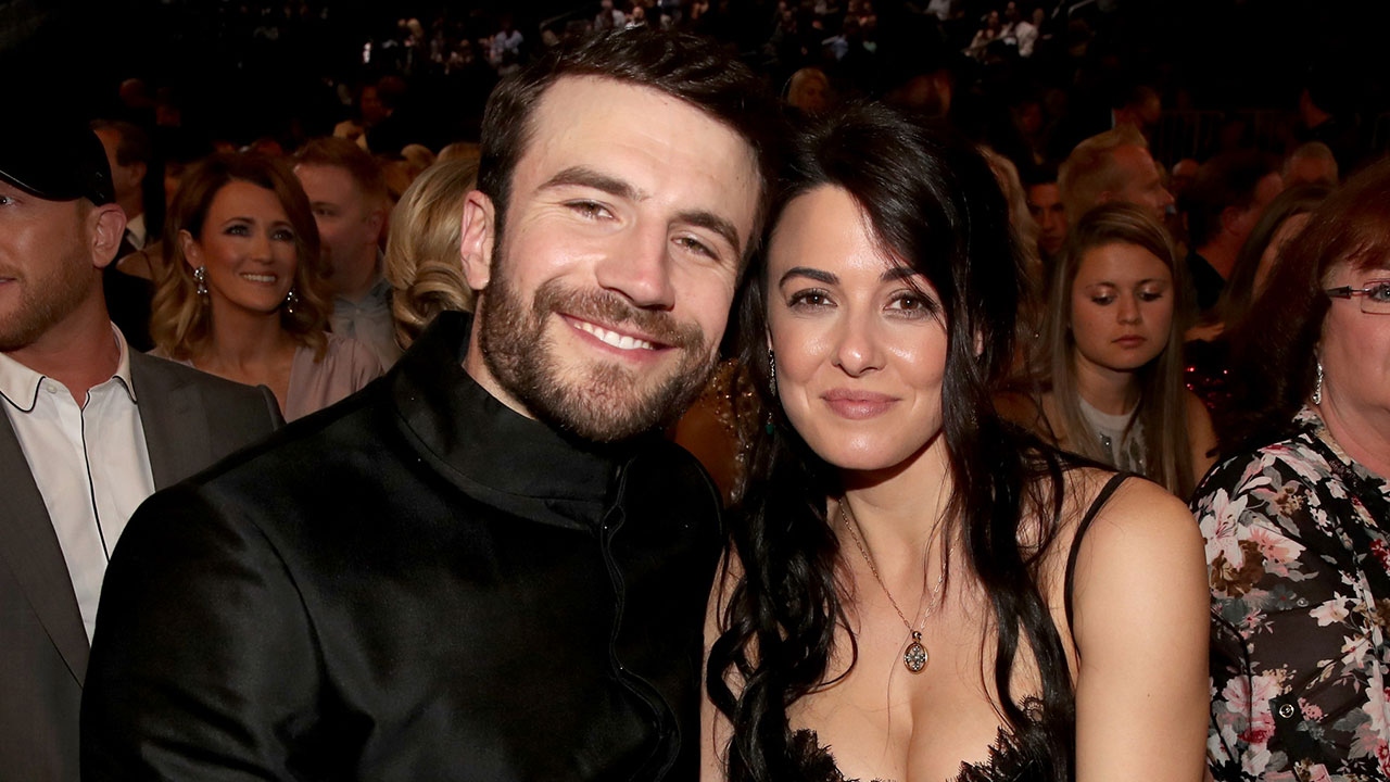Image result for sam hunt and wife