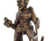 Lucifuge Rofocale Statue...