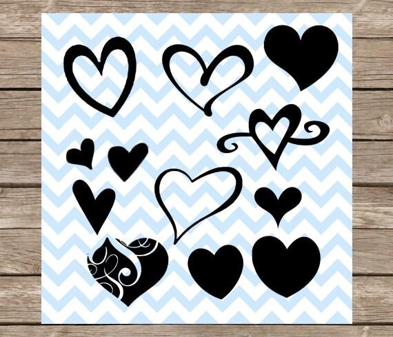 Download Hearts Svg Heart svg Love svg Valentine svg valentines Day svg