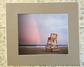 SALE: 16x20 Matted Beach ...