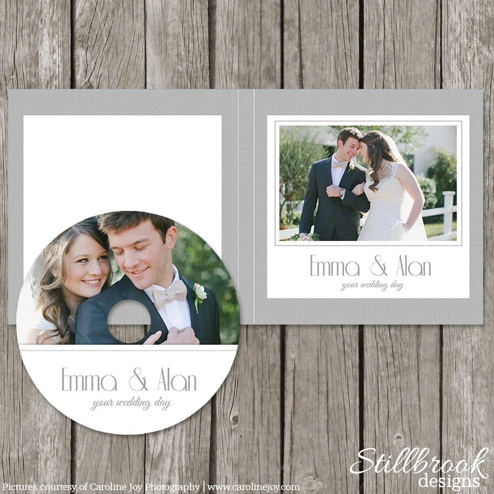 CD Label Vorlage Hochzeit DVD Hlle CD Hlle Cover CL04