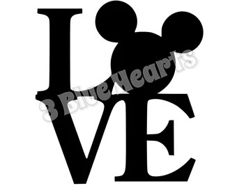 Download Just Engaged Mickey and Minnie Heads svg dxf pdf studio png