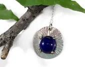 Lapis Lazuli Necklace Ste...