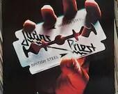 Judas Priest British Stee...