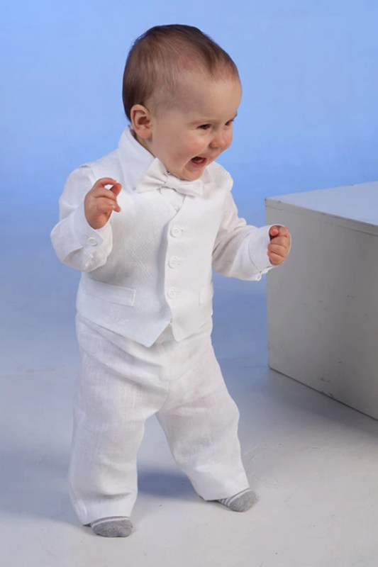 One Year Old Boy Christening Outfit | Reviewwalls.co