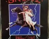 Bronz Taken By Storm Rock...