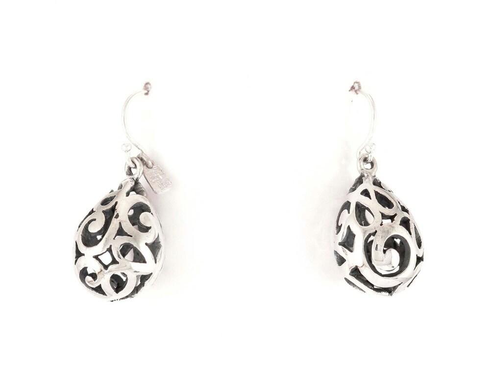 Short Frida earrings