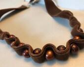 Velvet Cake Necklace...