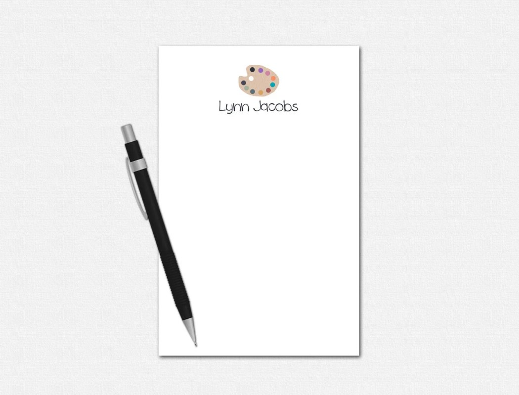 Personalized Notepad - Pa...