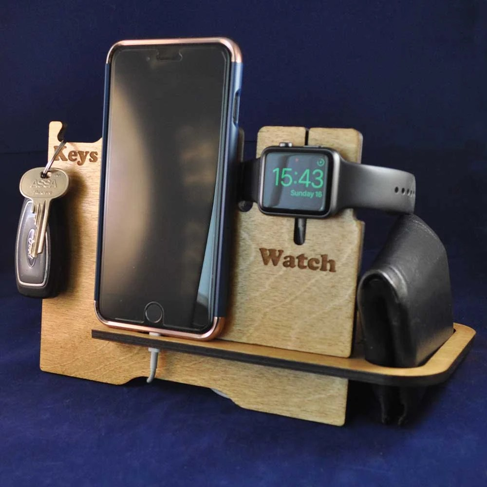Wooden Valet Stand: Choic...
