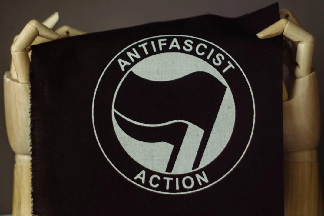 Antifascist Patch   Punk ...