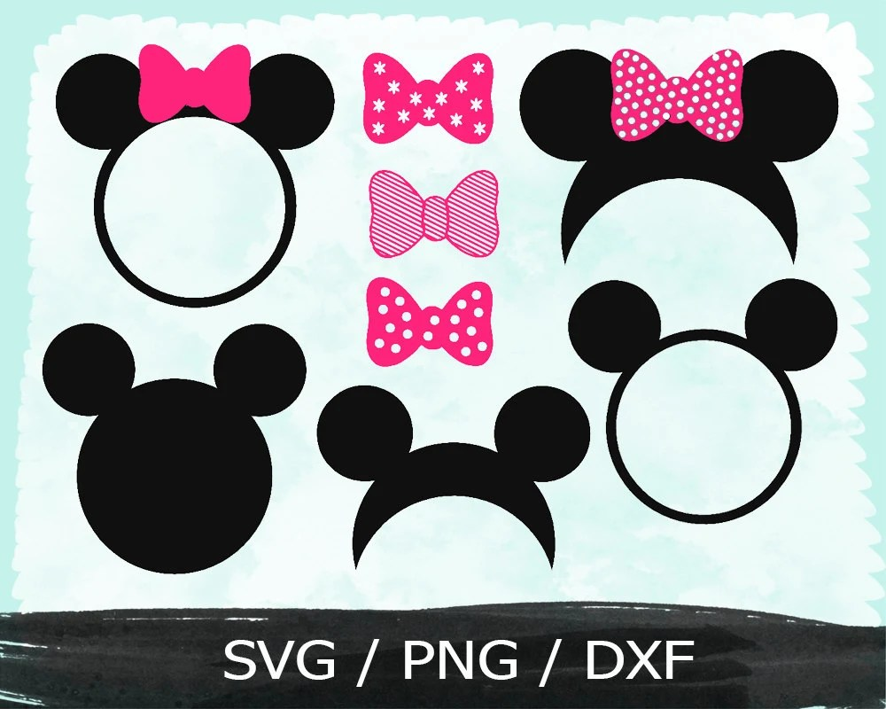 Download Mickey Mouse SVG Vinyl cut files Cricut Design space