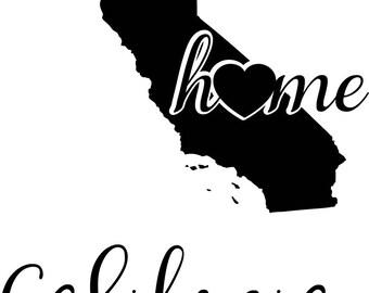 Download Golden state svg | Etsy