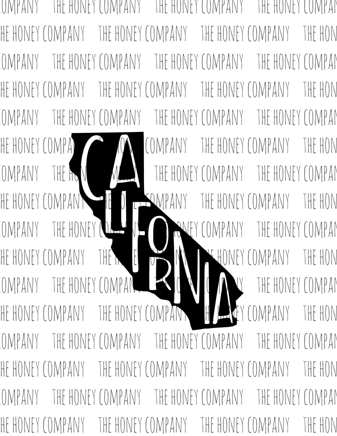Download California SVG PNG DXF State Outline Instant Download