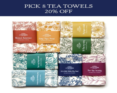 Pick 8 Hymn Tea Towels | ...