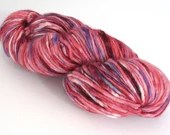 Hand dyed wool yarn. 250g...