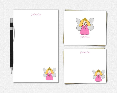 Fairy Princess Stationery...