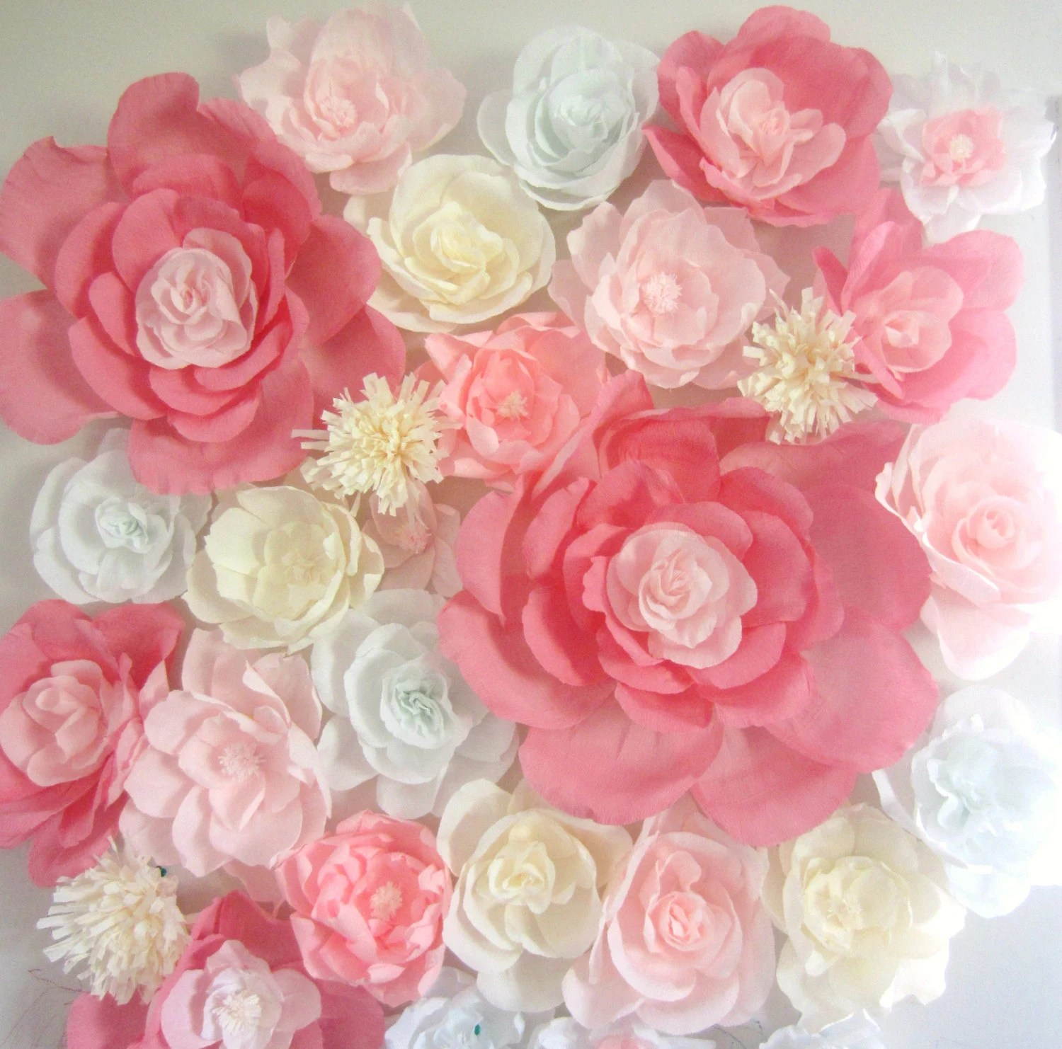 Designs for a huge paper flower gardening flower and vegetables famous large paper flowers wall gallery best house designs mightylinksfo