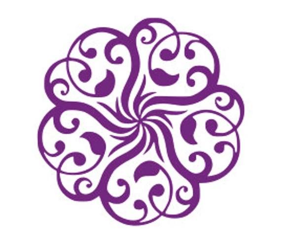 Download Floral Mandala SVG