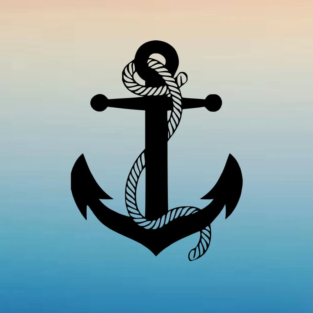 Download Anchor SVG Anchor SVGs Anchor Cut Files SVGs Svg Files