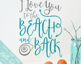 Download Beach svg | Etsy