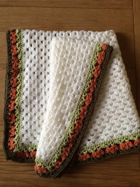 Crochet Baby Blanket - In...