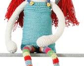 Astrid the Doll, Crochet ...
