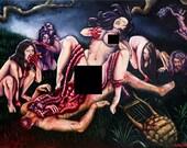 The Rape of Orpheus...