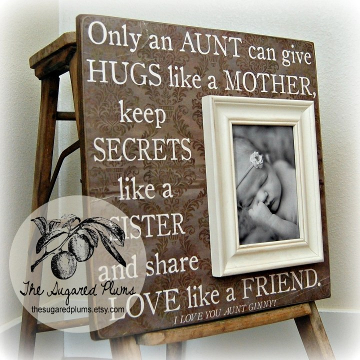 Aunt Picture Frames | Framess.co