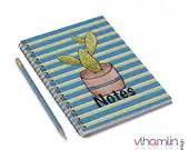 Cactus Notebook - Travele...