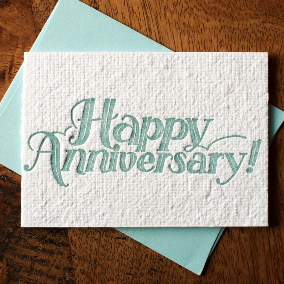 Happy Anniversary - Card...