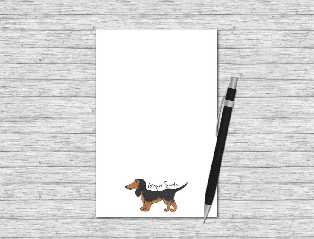 Personalized Notepad for ...