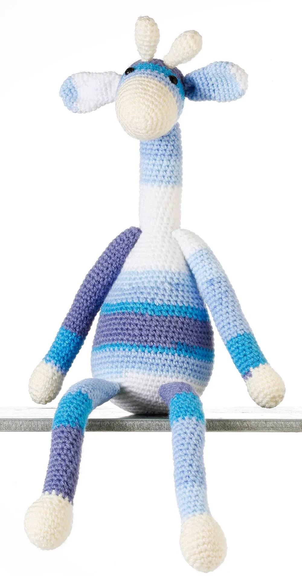 Glenn the Giraffe, Croche...