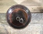 Shallow Copper Bowl / Dis...