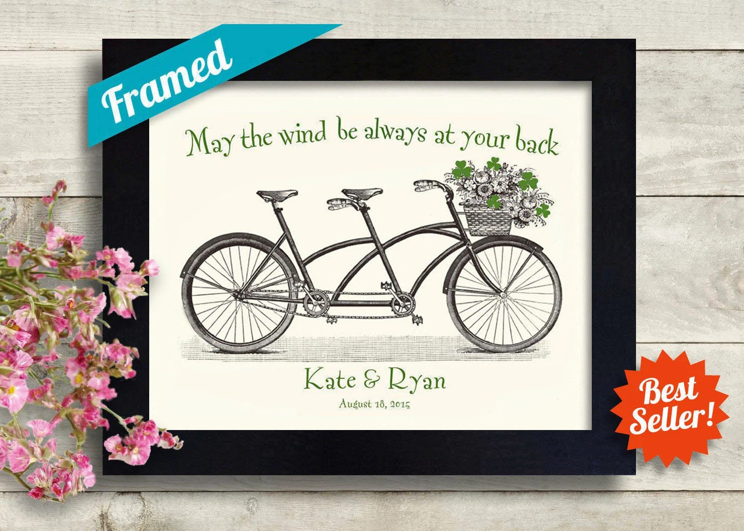 Irish Wedding Gift New Home Gift Irish Family Gift Best