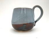 Mug - Lavender and Blue D...