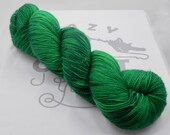 Into the Woods: 400 yards 100% Superwash Merino fingering weight yarn in Elemental yarn base.